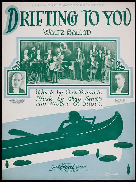 Drifting to you: waltz ballad
