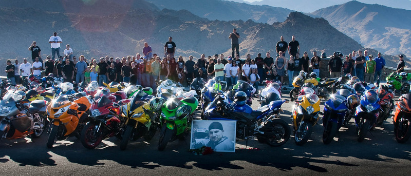 It was a great turnout and many motorcycles!  Thank you to all that came and for your patience with the photos.