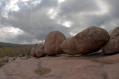 Elephant Rock State Park