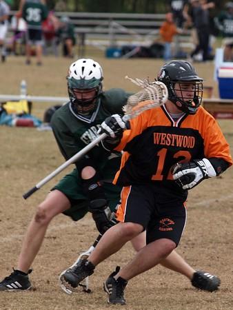 UT Longhorn Shootout:  Westwood vs. Cedar Park (14-2)