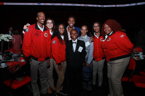 Red Jacket Gala 2018 - City Year Detroit