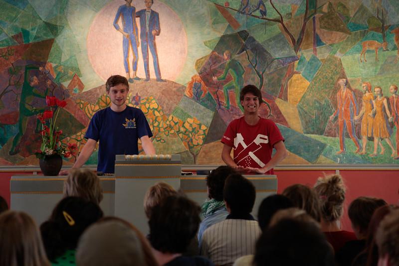 Testrup Højskole Forår 2009