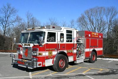 West Milford, NJ Co. 4 Engine