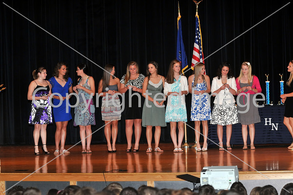 Holy Name Sports Banquet 2010
