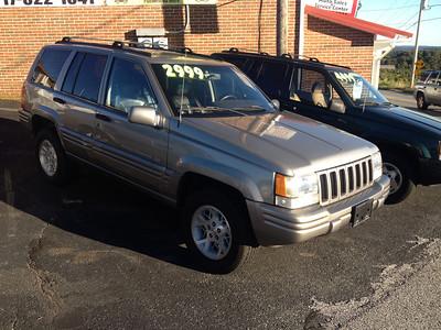 1998 Grand Cherokee Jeep