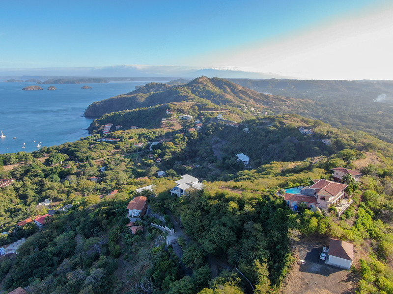 Ocotal - Guanacaste from a Drone.