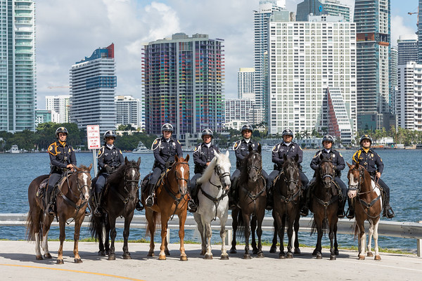 MPD Mounted Patrol 2018