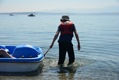 21 Jul - Last Day - Peddle Boat Captains