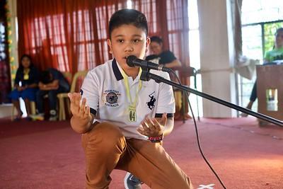 SFMASC Intermediate Levels Musical-Literary Contest 2019-2020