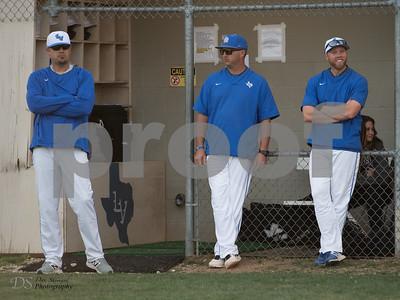 Varsity Baseball vs Navarro