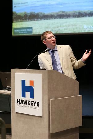 Laureate Lecture ... Bram Govaerts at Hawkeye Community College