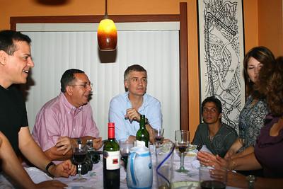 Carlos Celdrán en MIami
