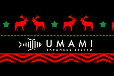 Umami Christmas Party 12/8/18