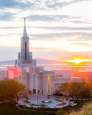 Bountiful Temple - May 2021