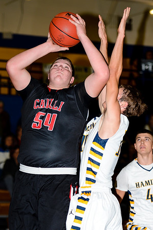 November 25, 2014 CHS vs Hamilton Boys