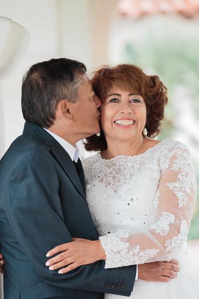 Mr. and Mrs. Arellano