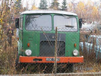 Ciężarówki i autobusy