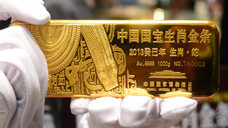 China finally says how much gold it has, but nobody believes it