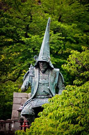 Kumamoto Castle - May 15, 2010