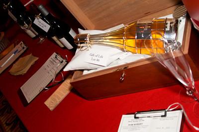 """Bella Tuscany"" Rare Wine Auction for Desert Cancer Foundation"