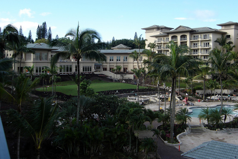2007 12/17 to 12/23: RC, Kapalua Before Reopening