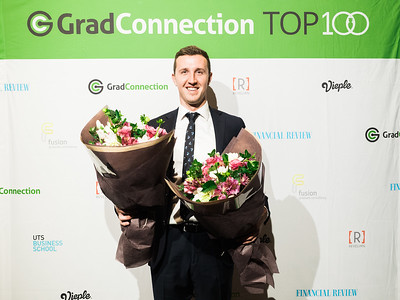 Top100 2018 Media Wall - Awards Evening