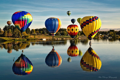 Hot Balloon Festival