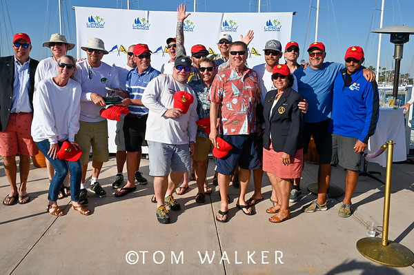 2019 Ullman Sails Long Beach Race Week Awards