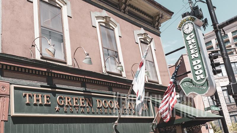 The Green Door Tavern