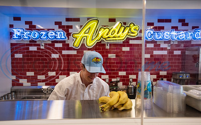 Andy's Frozen Custard Opens in Downtown Tyler by Sarah A. Miller