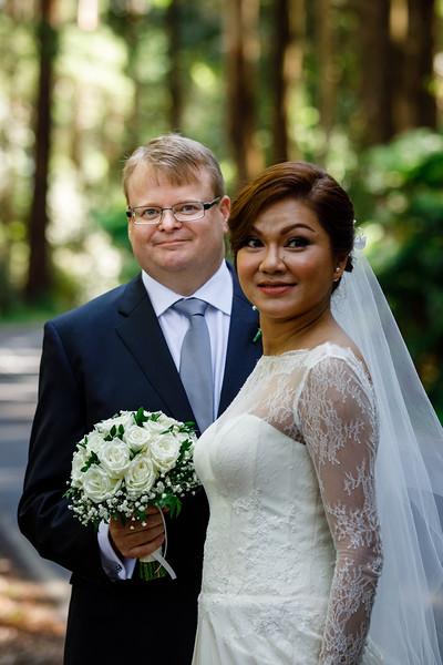 Deanna and Glenn - Wedding