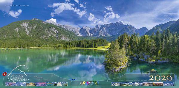 Calendario Alpi Orientali 2020