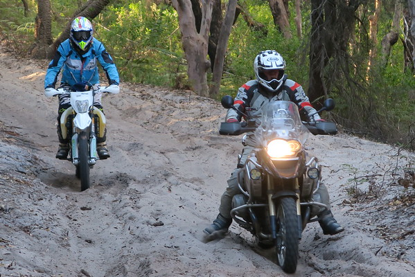 Sand Riding Bootcamp - NSW May 2016