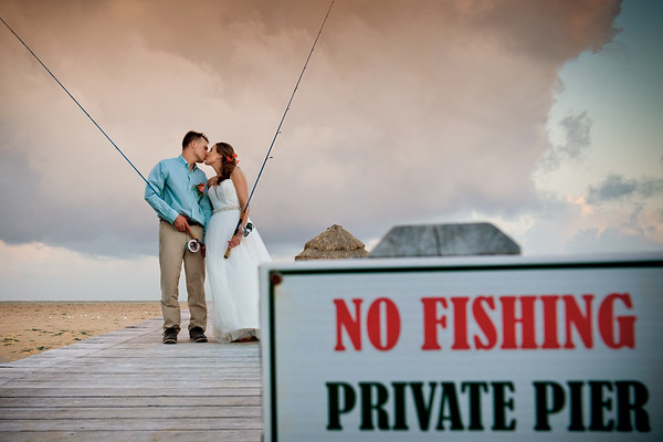 Cayla & Andrew - Wedding - Belize - 19th of February 2020