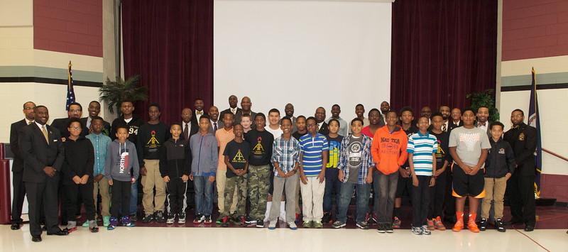 2014-15 Alpha Academy Kick Off Meeting