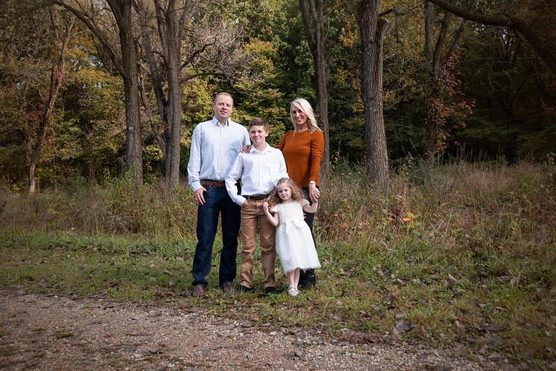 White Family 2021