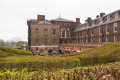 Kensington Gardens and Palace
