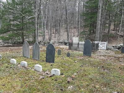 William Hutchinson Grave