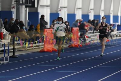 Girls' Sprint Medley - 2021 MITS State Meet