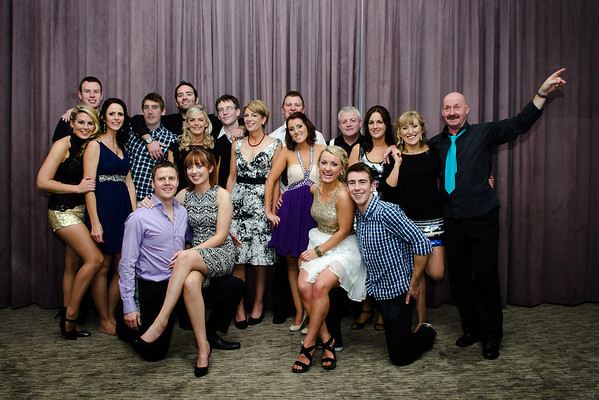 Glynn/Barntown Strictly Club Dancing 2012