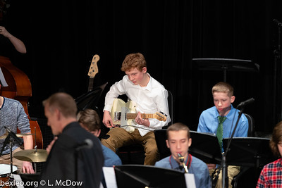 Jazz Band Winter Concert