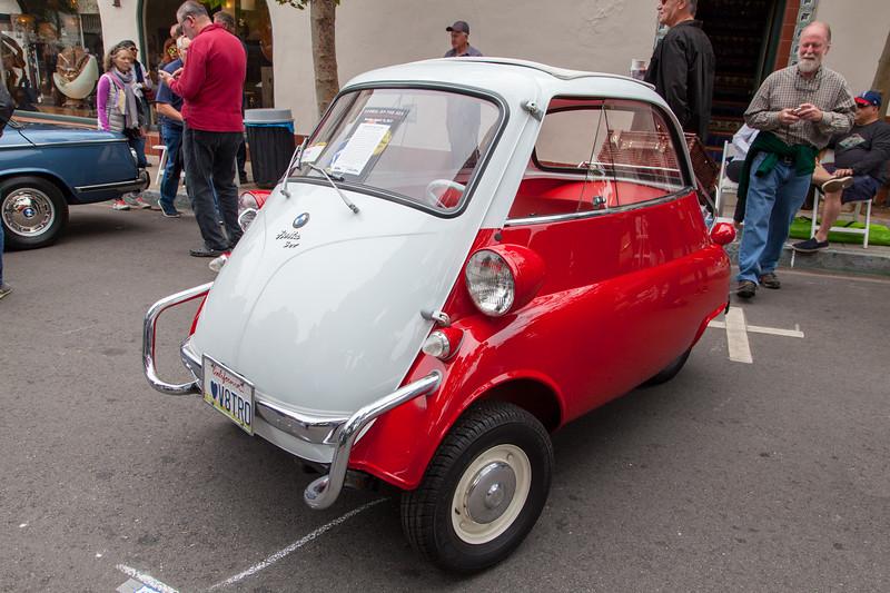 1958 BMWIsetta 300