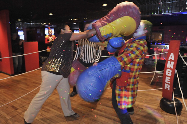 Boxing Clowns