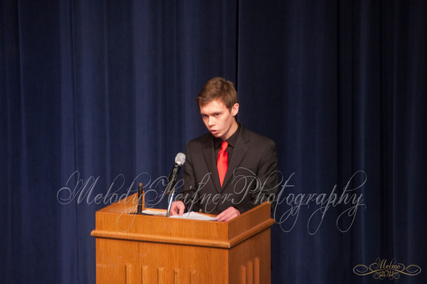 WRHS - National Honor Society 2011 Inductees