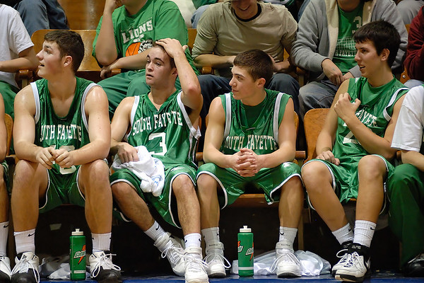 South Fayette H.S. Basketball