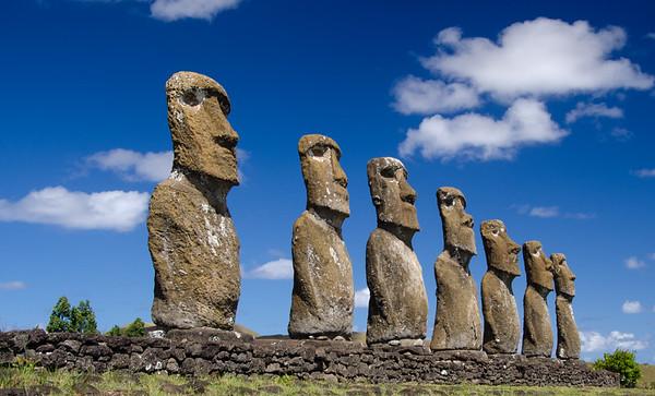 Chile: Rapa Nui (Easter Island) 2011