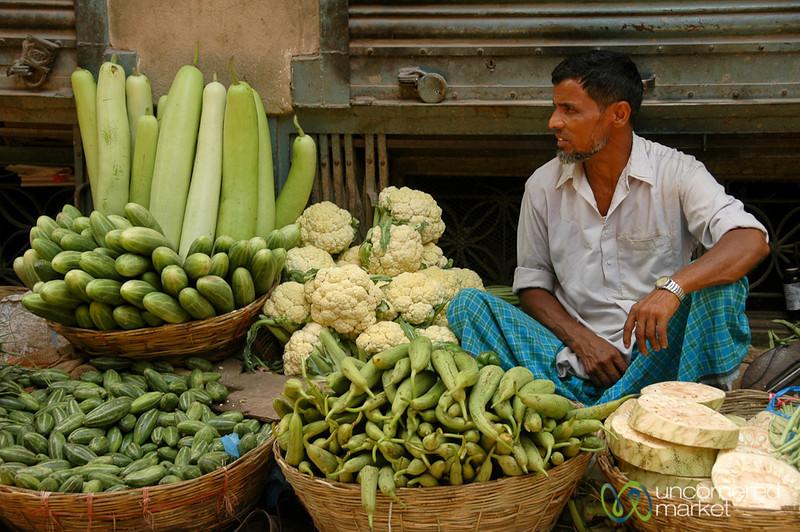 Of Cauliflower and Zucchini - Kathmandu, Nepal