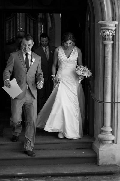 Kylie and Sam - Wedding