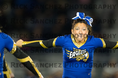 09-21-12 Sandburg vs Lincoln-Way East Cheerleaders