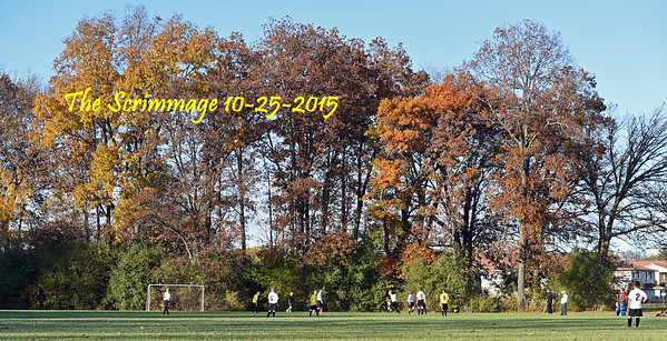 The Scrimmage, 10-25-2015